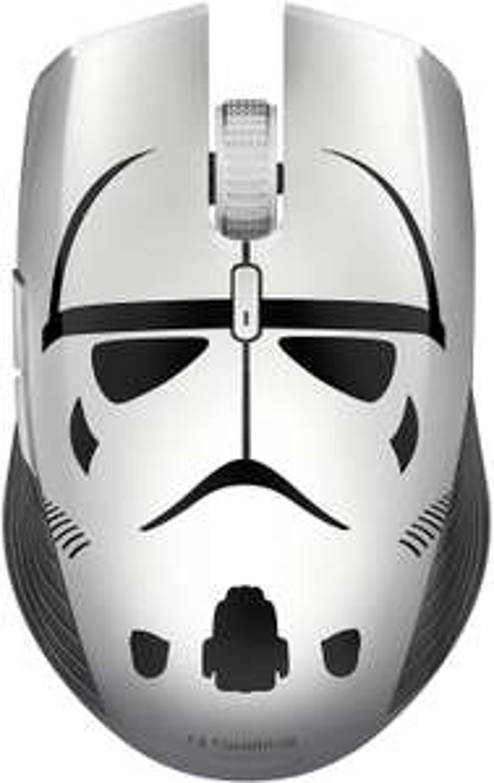 Razer Atheris Stormtrooper Edition 350-Hour Battery Life 7200 DPI 2.4 GHz Ambidextrous Ergonomic Gaming Mouse - £29.95 @ Amazon