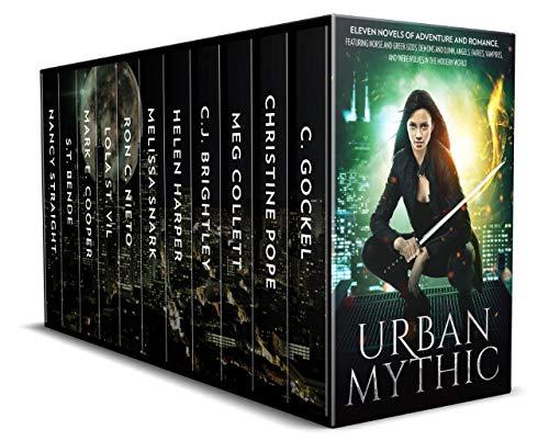Urban Mythic Box Set: Eleven Novels FREE Kindle Edition Ebooks @ Amazon