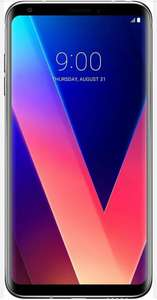 """'Open Box - As New' LG V30 ThinQ H930 64GB 6"""" Android Mobile Phone Smartphone Unlocked Blue - £206.99 @ XS Items Ebay"""