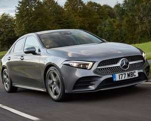 Mercedes A200 Sport Saloon Auto 9+23 Lease 5000 mileage £227.99pm + Fees - £7529.66 Total @ Select Car Leasing