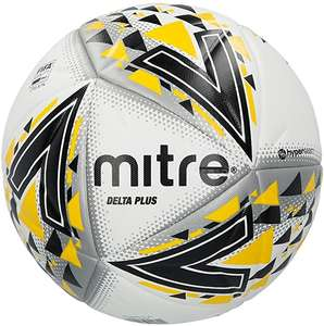 Mitre Delta Plus Pro Size 5 Football - £23.00 (Prime) @ Amazon