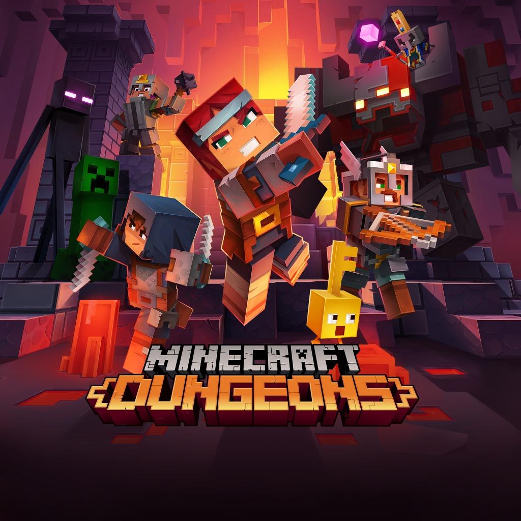 Minecraft Dungeons [PS4] £10.11 / Hero Edition £16.74 @ PlayStation PSN Turkey (Using Revolut disposable Virtual VISA)