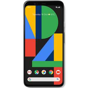 "Google Pixel 4 XL Just Black 6.3"" 64GB 4G Unlocked & SIM Free - £619 @ Laptop Direct"