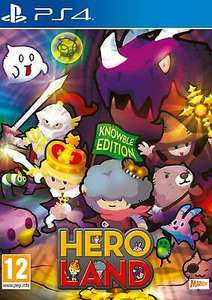 Heroland-Knowble Edition (PS4) £17.63 Delivered @ The Gamery via eBay