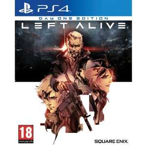 Left Alive - Day One Edition (PS4) £5.95 Delivered @ TheGameCollection