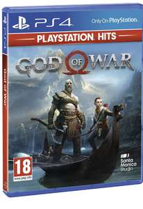 God Of War Playstation Hits (PS4) Prime £13.99 Non Prime @ Amazon