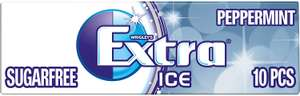 Wrigleys extra Ice peppermint 30 pack - £7.37 (Prime) £11.86 (Non Prime) @ Amazon