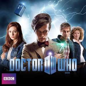 Doctor Who series 6 - 10 £19.99 Also individual series from £3.99 and specials @ iTunes