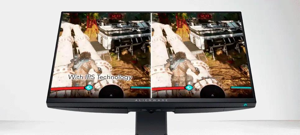 """Dell Alienware 25"""" Gaming Monitor 240Hz £303 @ Dell"""