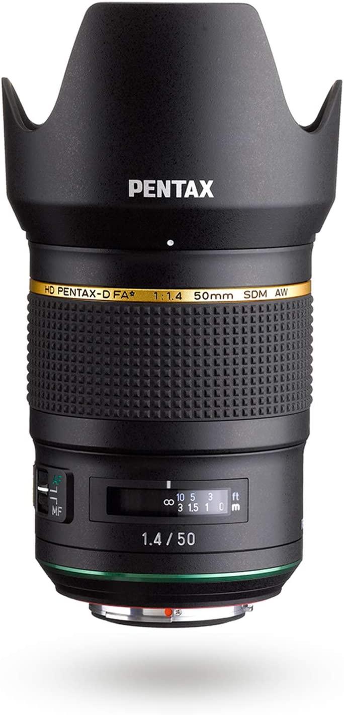 PENTAX HD -D FA 50 mm F1.4 SDM £849 @ Amazon