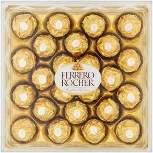 Ferrero Rocher 24 pack £4 reduced to clear (Plymouth Tesco Extra Roborough)