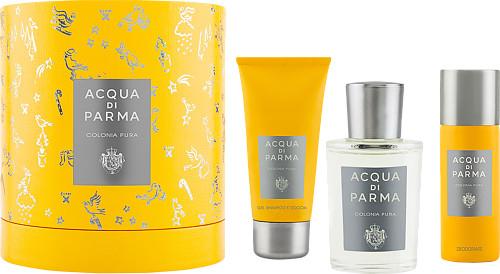 ACQUA DI PARMA Colonia Pura Eau de Cologne Spray 100ml Gift Set £76.50 Delivered @ Escentual