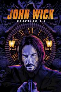 John Wick Trilogy (4K) £15.99 / The Mummy Trilogy (4K) £15.99 / Jack Ryan 5 Movie Bundle (4K) £15.99 / Scream 1-4 (HD) £8 @ iTunes US