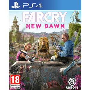 Far Cry New Dawn (PS4) £11.99 instore @ Sainsburys