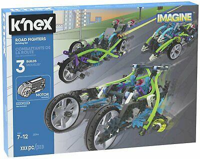 K'NEX 213 Part Road Fighters Building Set - £9.99 @ Argos / eBay