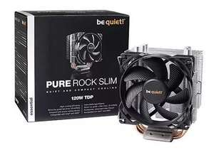 BeQuiet! Pure Rock Slim CPU Cooler - £19.99 (+£2.98 Postage) from CCLonline