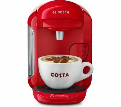 TASSIMO by Bosch Vivy2 TAS1403GB Hot Drinks Machine - Red, £37.99 at Currys/eBay