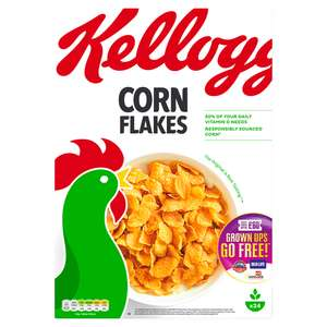 Kellogg's Corn Flakes 720g - £2 - Co-op
