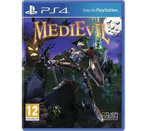 MediEvil (PS4) - £13.99 (free P+P) @ Currys Ebay