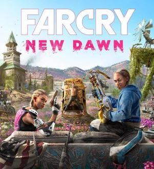 Far Cry New Dawn PS4 £11.99 Prime (£14.98 non Prime) @ Amazon