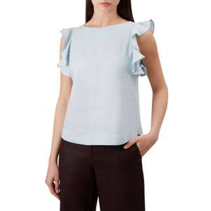 Hobbs up to 71% off @ Debenhams for example blue Luna top down to £20 + £3.49 delivery