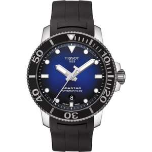 Tissot Men's Seastar 1000 Powermatic 80 Watch £476 at Francis & Gaye