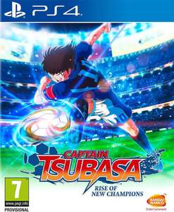 Captain Tsubasa: Rise of new champion (PS4) Standard Edition - £39.85 @ Base.com