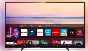 "Philips 70PUS6724 70"" Smart Ambilight 4K Ultra Freeview Play for £645.05 delivered @ AO / eBay"