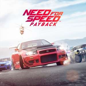 Need for Speed™ Payback - Full Game (PSN plus members only) £4.99 @ Playstation Store UK