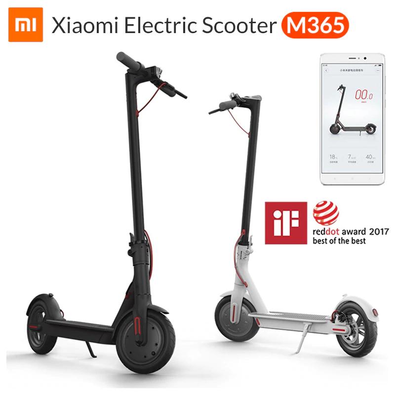 Xiaomi Mi Electric Scooter M365 - £314.90 at AliExpress MC-TECH Store