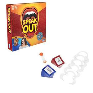 Speak Out Game £3 + £4.99 delivery at The Entertainer