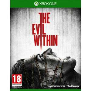 The Evil Within Limited Edition XBOX One £3.95 @ The Game Collection