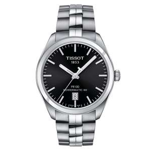 TISSOT Men's PR 100 Powermatic 80 Watch - £380 delivered @ Francis & Gaye