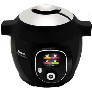 Tefal Electric Pressure Cooker | Cook4me+ - £129.99 delivered @ Tefal Home and Cook