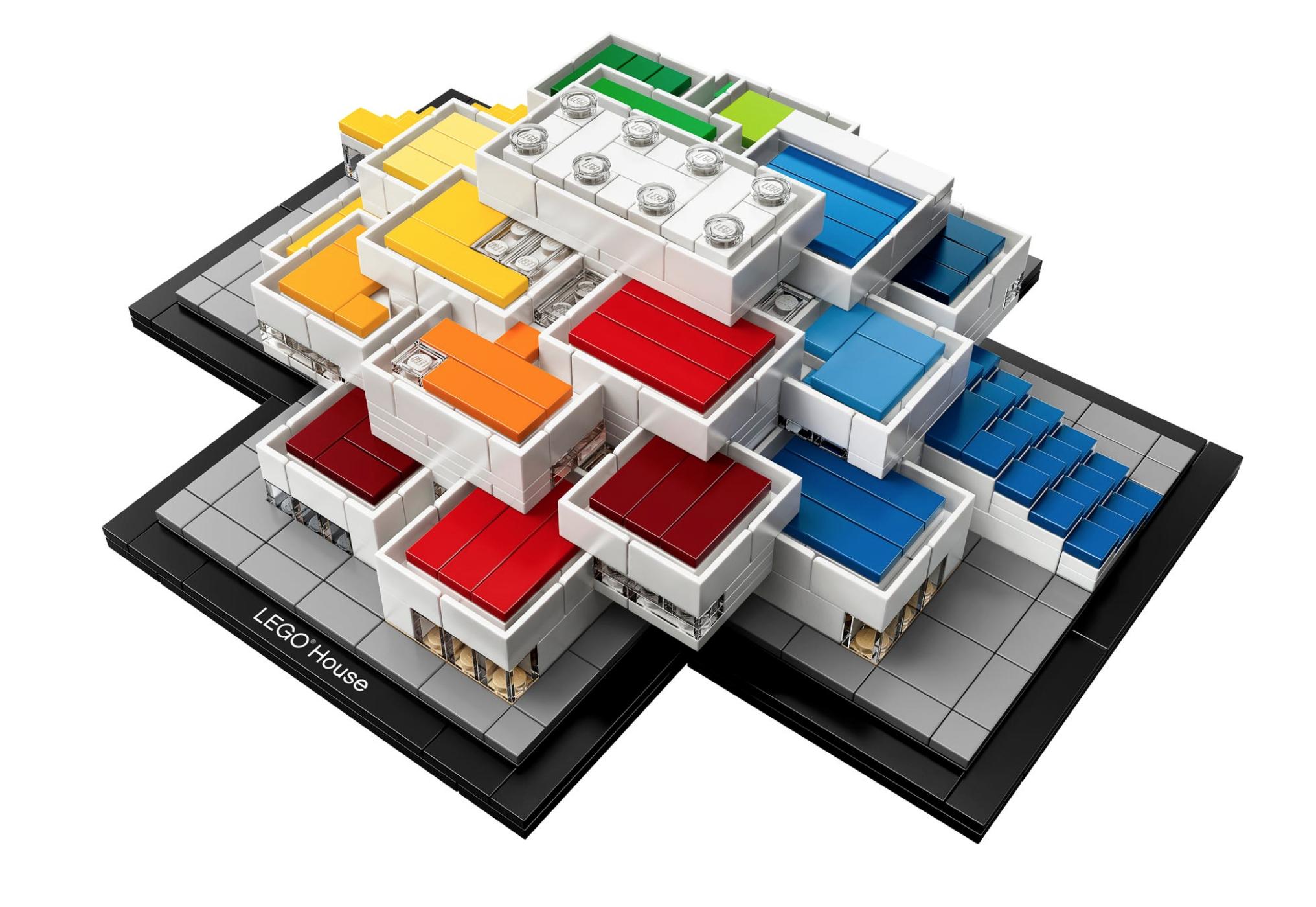 Lego house Architecture - £48.94 delivered @ Lego Shop