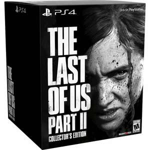 The Last of us Part 2 Collector's edition - £159.99 delivered @ GAME