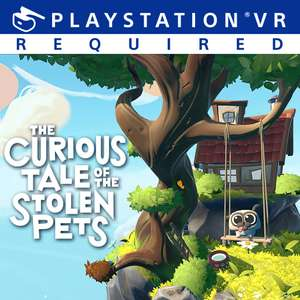 The Curious Tale of the Stolen Pets (PSVR / PS4) - £4.99 @ PlayStation Store