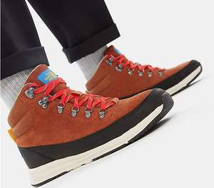The North Face Mens Back to Berkeley Redux Remtlz Lux Hiking Shoes Now £62.50 sizes 6 up to 13 + Free delivery @ Zalando