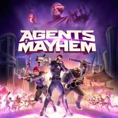 Agents of Mayhem (PS4) £2.49 @ PlayStation Store (Total Mayhem Bundle (£3.99)