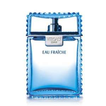 Versace Man Eau Fraiche EDT 100ml - £30.40 using code / £33.39 delivered @ Fragrance Shop