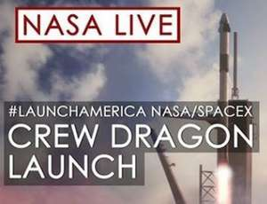Watch the SpaceX being launched tonight at 9.30 pm UK time at Nasa