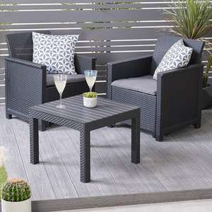 Keter Emma Balcony Set £129.99 + Free delivery @ Studio