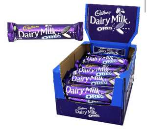 36x Cadbury Dairy Milk Oreo Chocolate Bars - £11 delivered @ Yankee Bundles