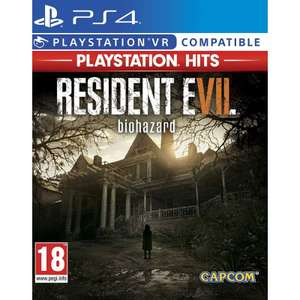 Resident Evil 7 - Biohazard PlayStation Hits (PS4 / PSVR) - £9.95 Delivered @ The Game Collection