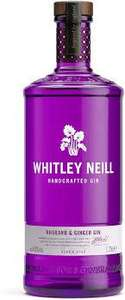 Whitley Neill Rhubarb and Ginger Gin, 1.75 Litre £50 at Amazon