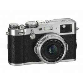 FUJIFILM X100F Refurbished - Black Or Silver for £599 or £653.50 With Hand Grip @ Fujifilm Shop