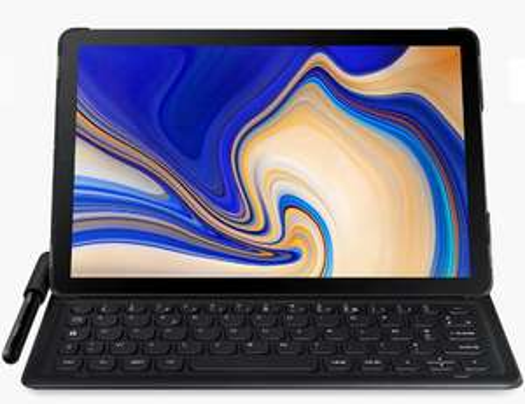 Samsung Galaxy Tab S4 Keyboard Book Cover, Black £119 at John Lewis & Partners