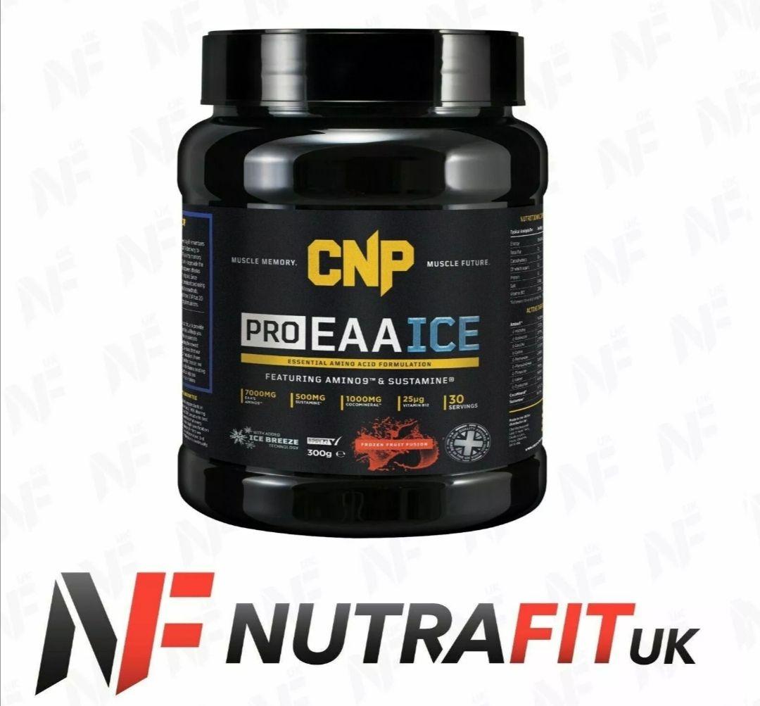 CNP EAA ICE (mojito, grape soda, fruit fusion,Raspberry lemonade flavours) £19.99 @ Nutrafit UK