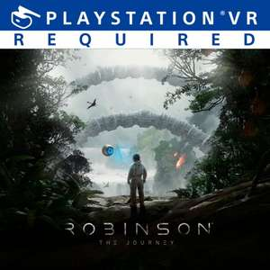 Robinson: The Journey (PS4/ PSVR) £4.99 with PS Plus @ Playstation Network