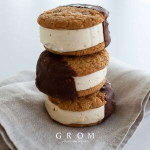 Grom Biscotto Gelato 6 for £1 (1 for 29p) @ Xsell Heron Foods